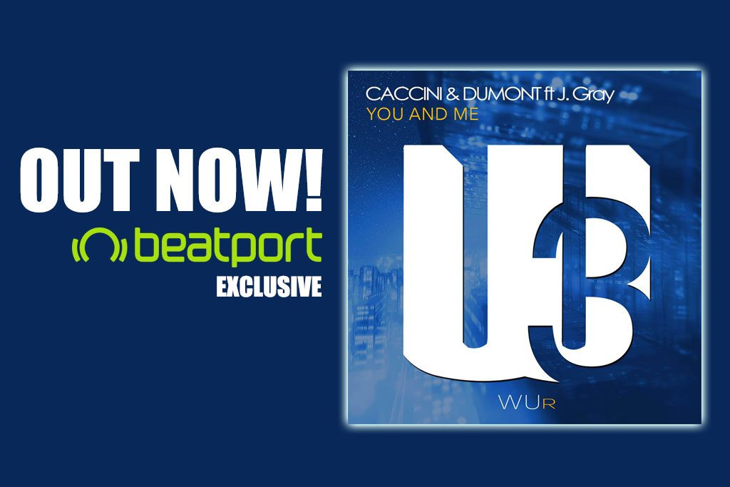 you and me caccini beatport banner