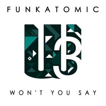 Won't You Say Funkatomic aka Claudio Caccini