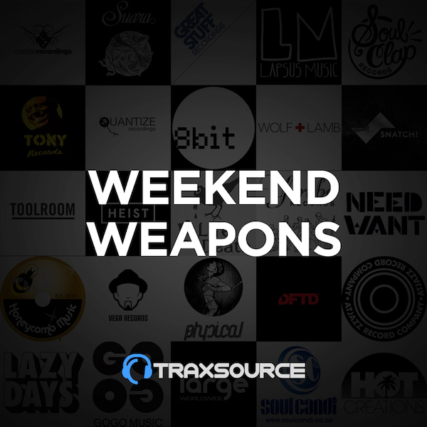 weekend weapons traxsource funkatomic